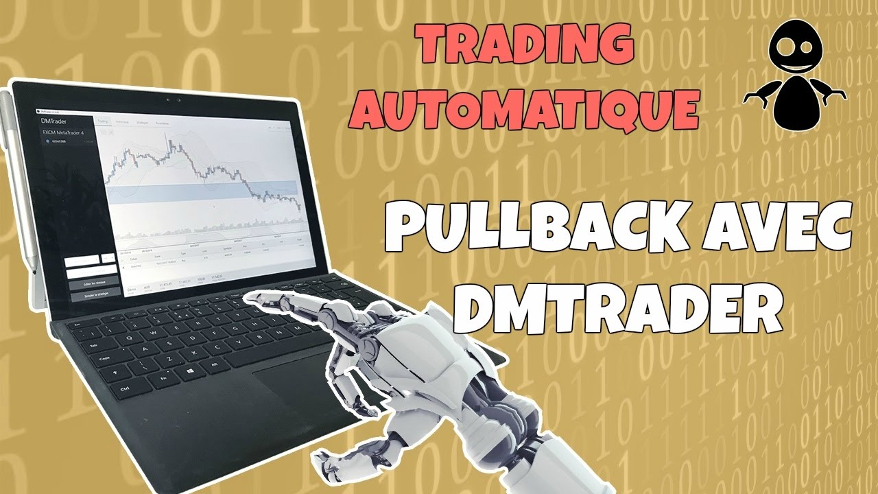 Le DMTRADER en Action ! (trading Automatique)