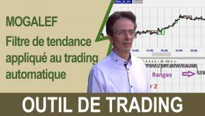 Le Filtre de Tendance Mogalef Appliqué Au Trading Automatique