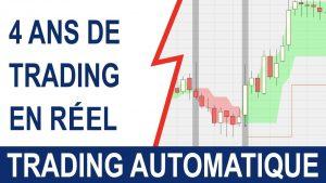 Retour D'expérience Sur 4 Ans de Trading Automatique en Réel